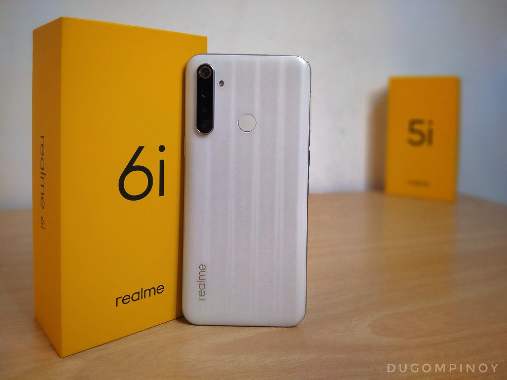 Realme 6i Unboxing and Initial Hands-on Review
