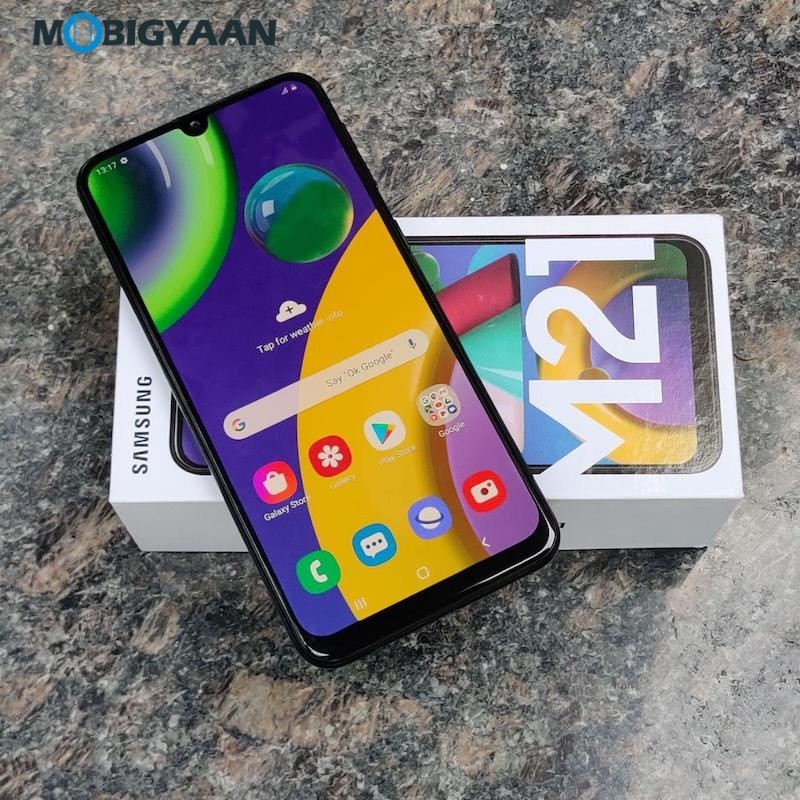 Samsung Galaxy M21 Review
