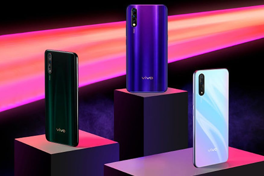 Tech News Updates: Vivo Z5 With 4,500mAh Battery, Snapdragon 712