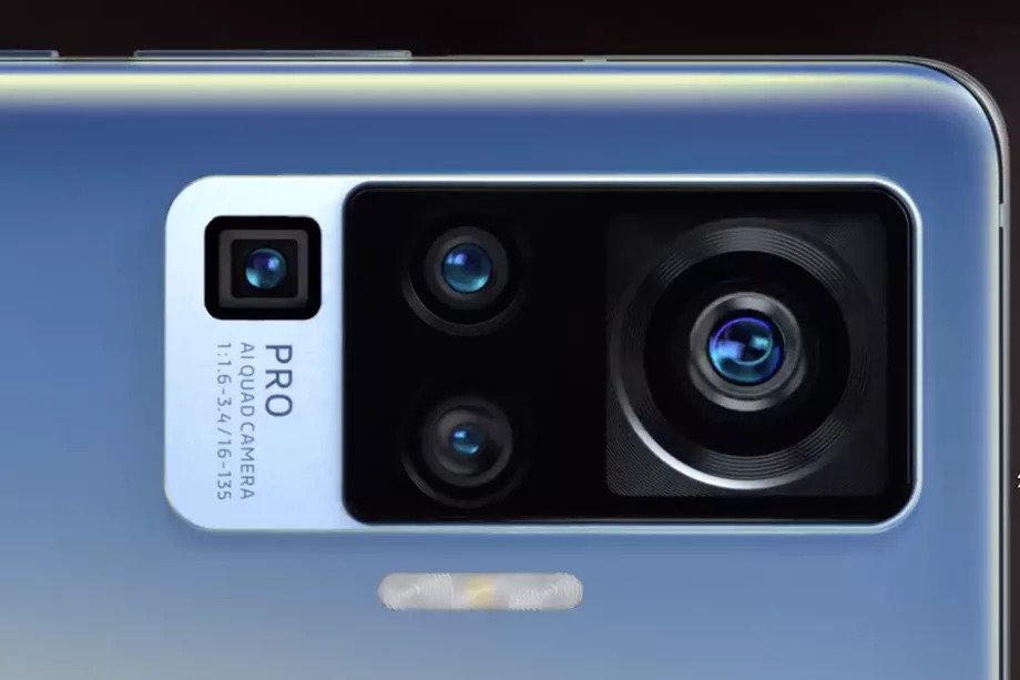 Vivo X50 Pro teased with gimbal-style camera stabilization and