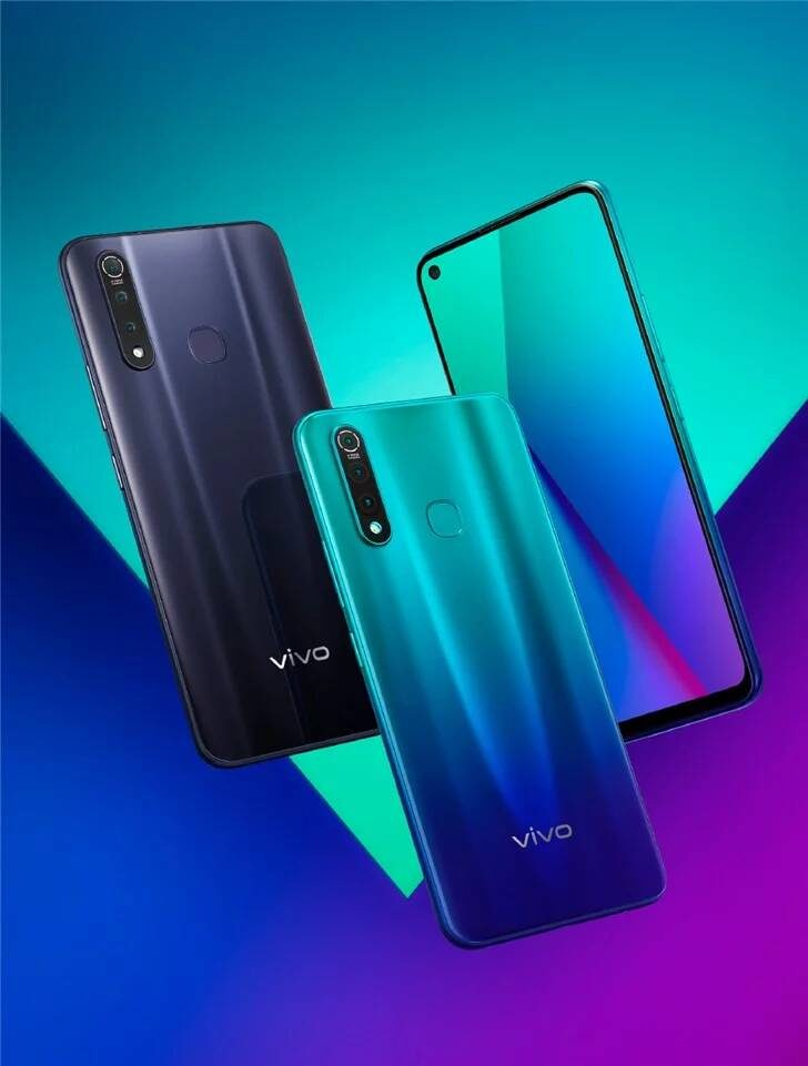 Vivo Z5x Review: Punch Hole Screen And Big Battery | GearOpen