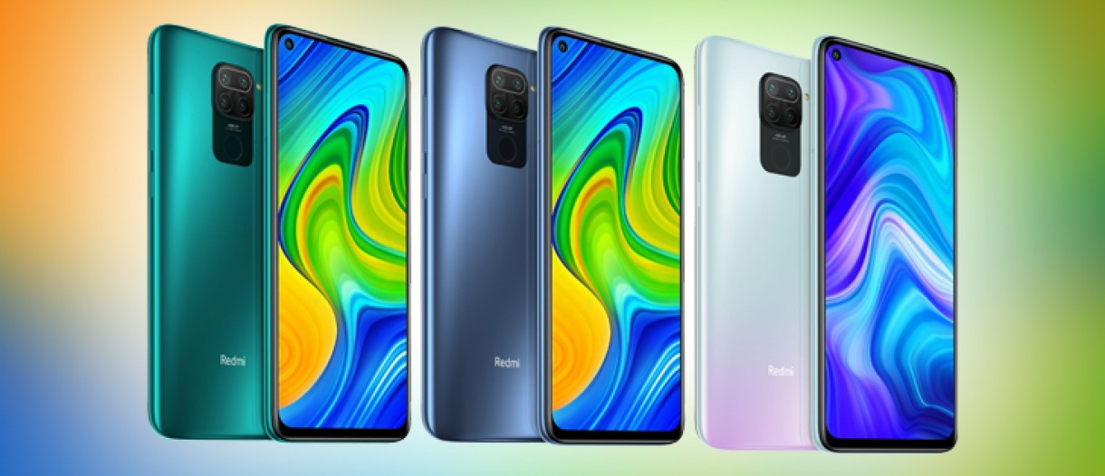 Watch the Redmi Note 9 series and Mi Note 10 Lite announcement