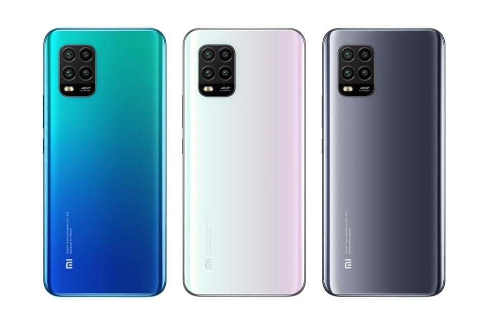 Xiaomi Mi 10 Lite 5G vs Xiaomi Mi Note 10: Comparison