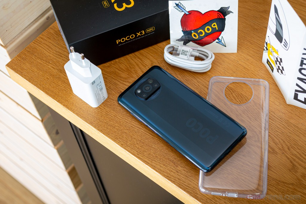 Xiaomi Poco X3 NFC pictures, official photos