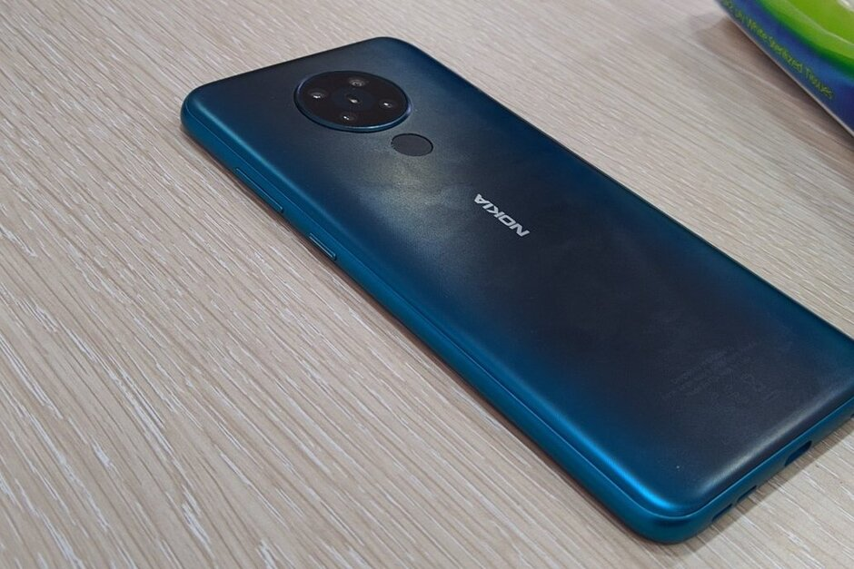 Another Nokia 5.3 photo leaks as key specs get corroborated
