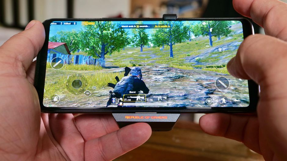 Asus ROG Phone 3: Gaming on this phone makes real life feel slow