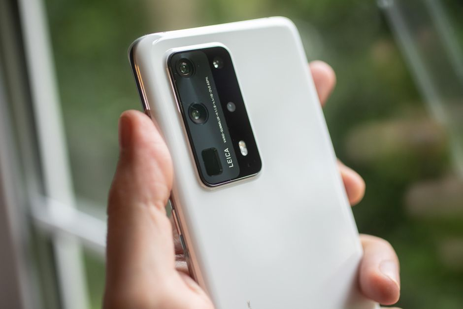Huawei P40 Pro Plus' 10x optical zoom camera puts iPhone and