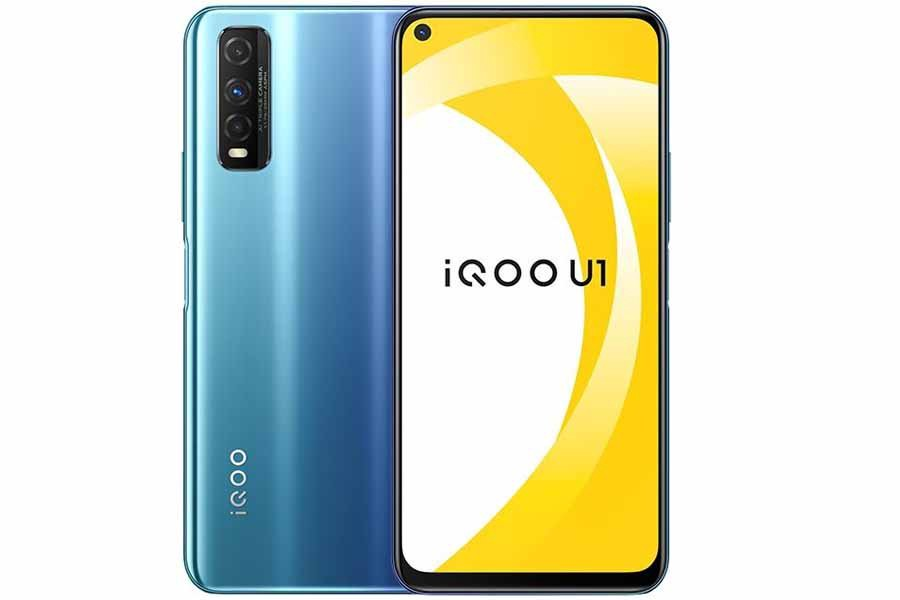 iQOO U1 with Snapdragon 720G and 4500mAh Battery launched | by