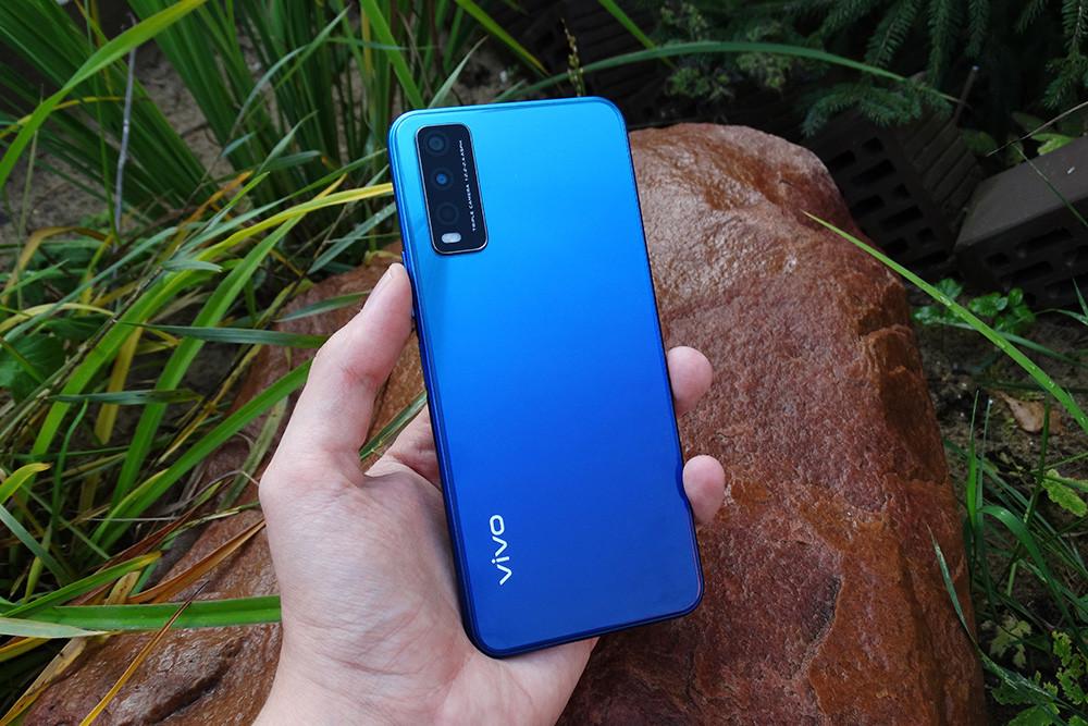 Обзор Vivo Y20: если вы ищете смартфон со свежим железом и