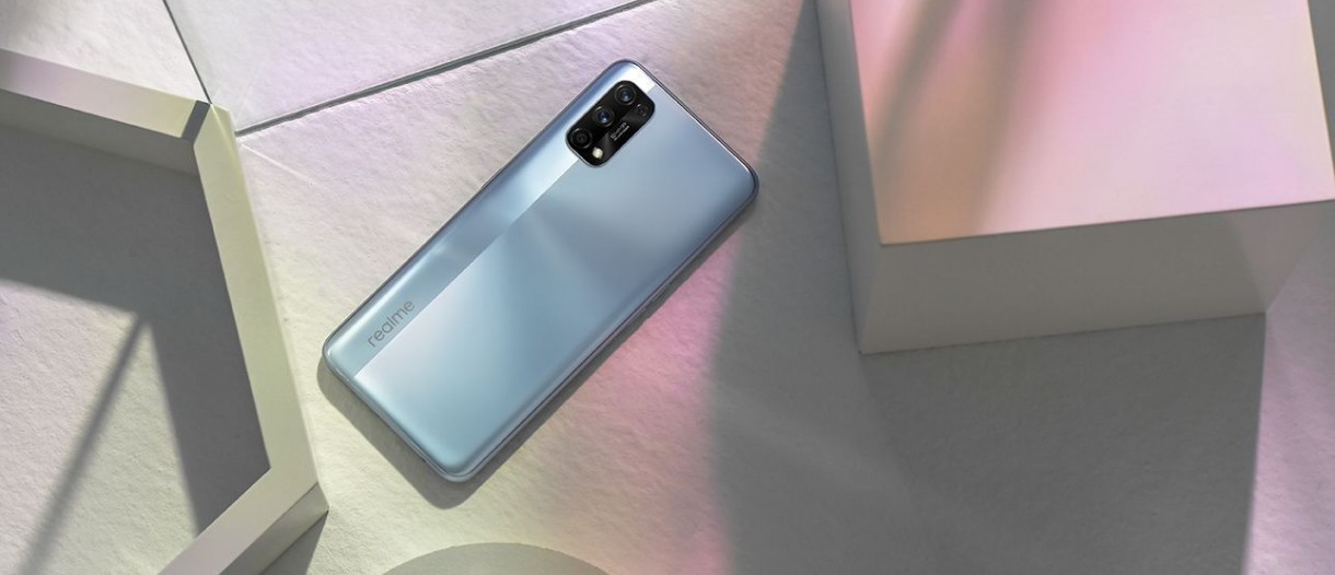 Realme 7 and 7 Pro announced: improved cameras and bigger, faster