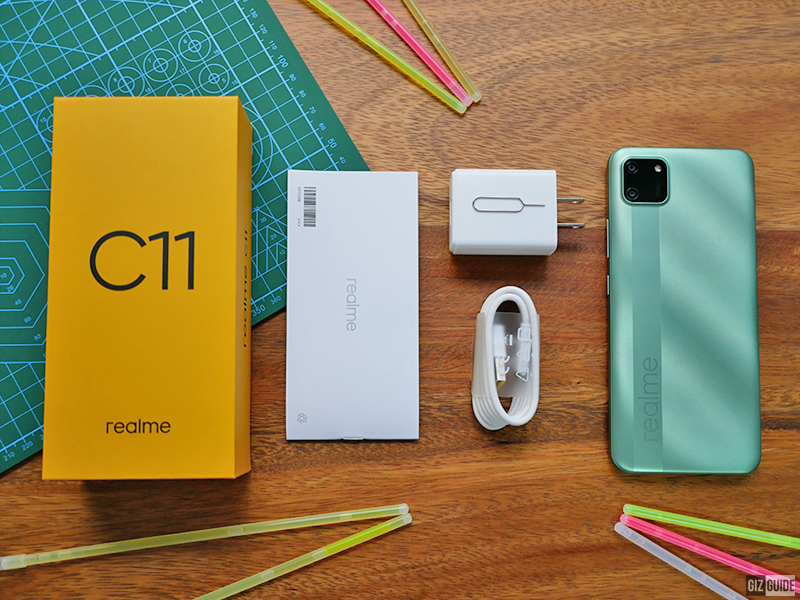realme C11 Review - Capable homeschooling sub-PHP 5K smartphone