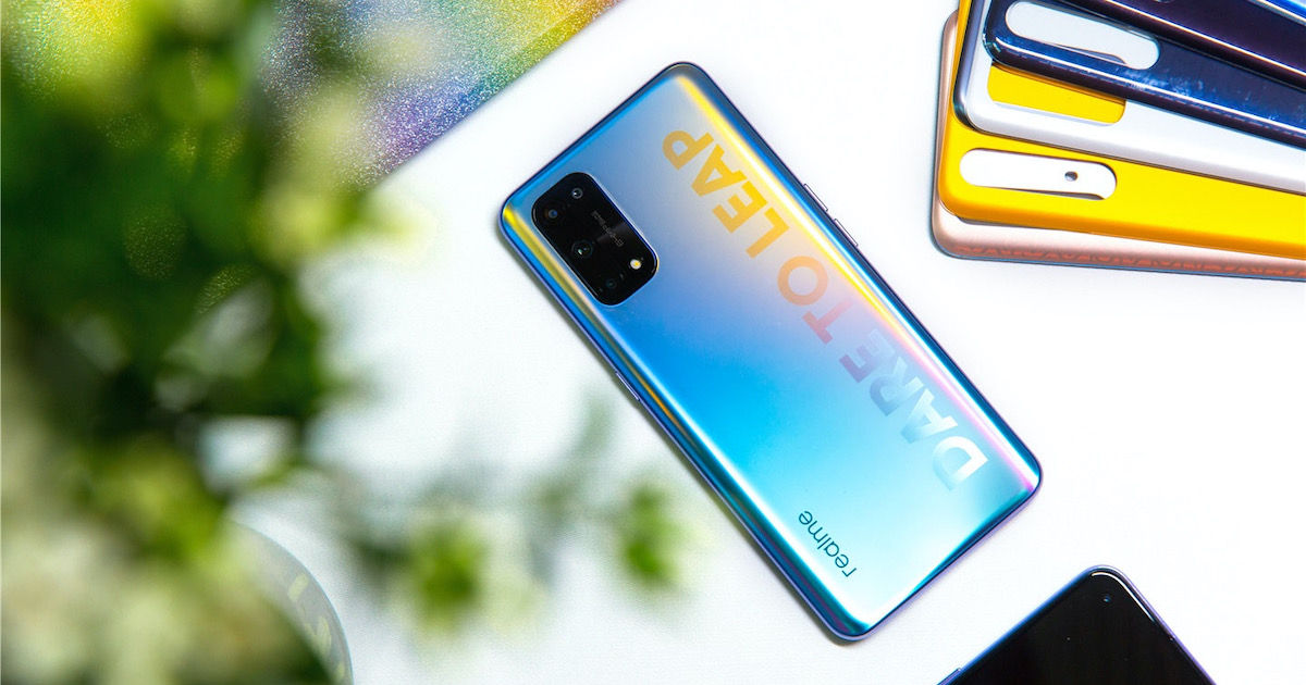 Realme X7 Pro receiving a new software update - NNS