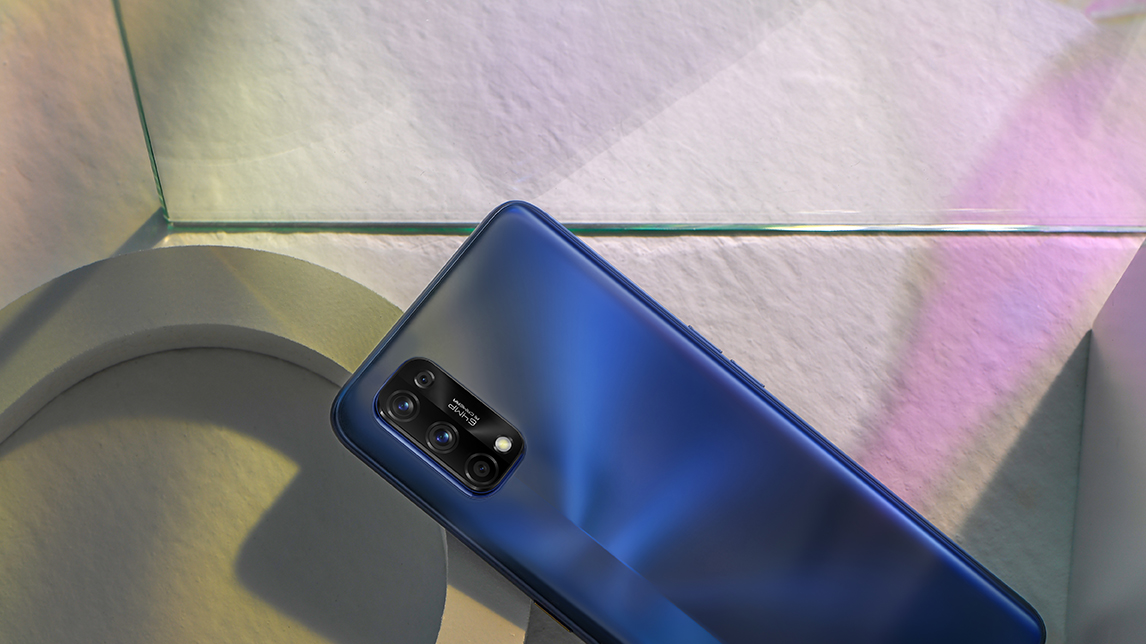 Realme's latest 7 Pro gets you 65W superfast charging and stereo