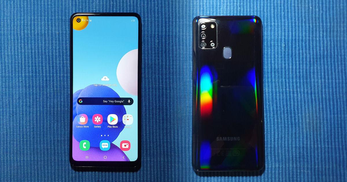 Samsung Galaxy A21s review | 91mobiles.com