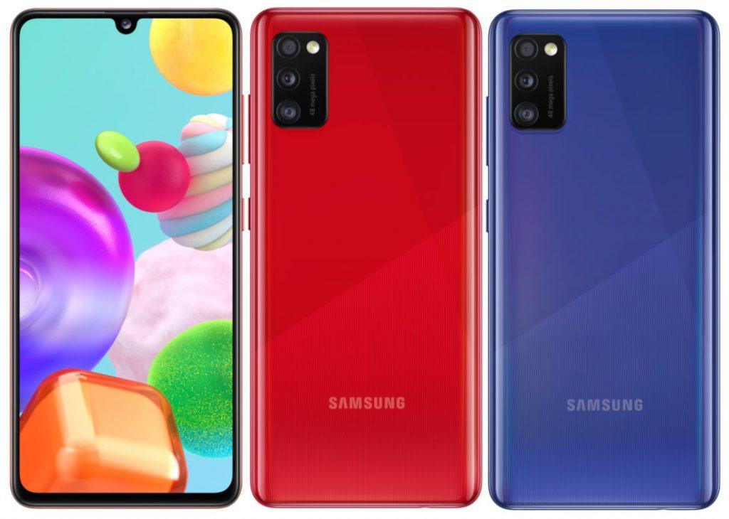 Samsung представила глобальную версию Galaxy A41 | Mobile-review