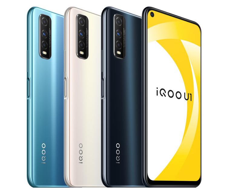Смартфон Vivo iQOO U1 за $170 оборудован «дырявым» экраном и