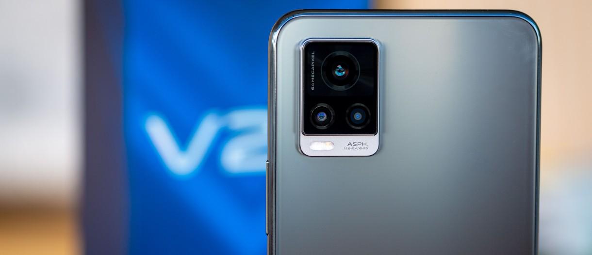 vivo V20 in for review - GSMArena.com news