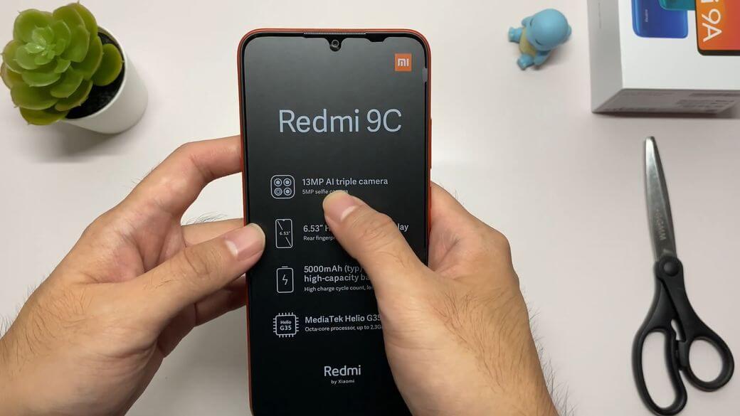 Xiaomi Redmi 9C Обзор: Недорогой смартфон с NFC за $119 -
