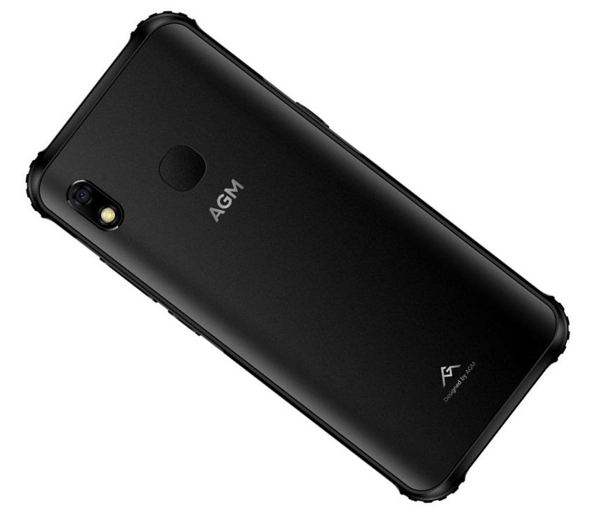 AGM выпустила прочный смартфон A10 с NFC, аккумулятором 4400 мАч и
