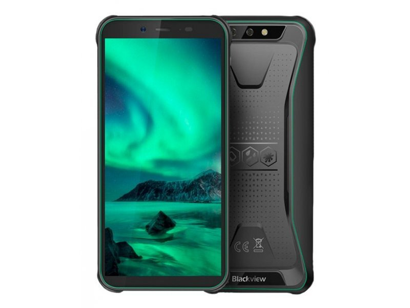 Blackview BV5500 Plus Green КУПИТЬ защищённый смартфон: отзывы, обзор
