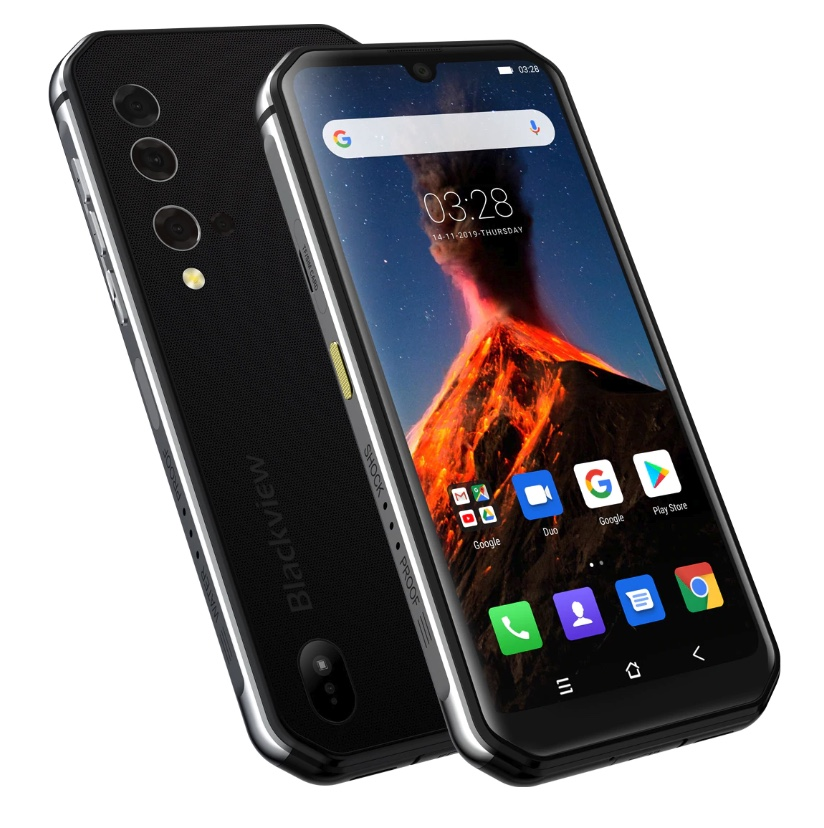 Blackview BV9900: new outdoor smartphone in presale