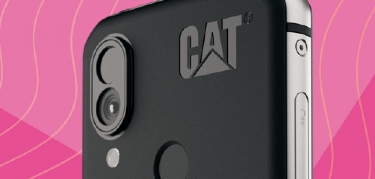 Cat teases S62 Pro with improved thermal camera - GSMArena.com news