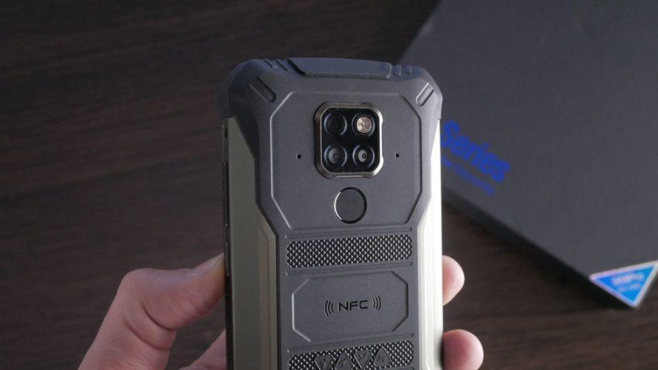 DOOGEE S68 Pro Обзор: Защищенный смартфон с Helio P70 и NFC