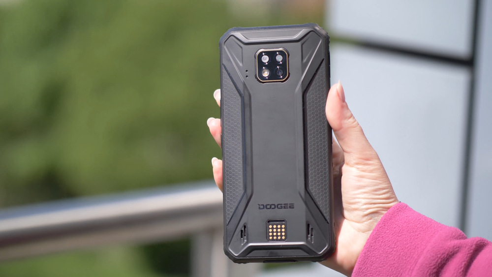 Doogee S95 Pro Super - Rugged Modular Phone Review - IP69K