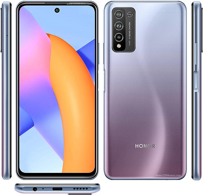 Honor 10X Lite pictures, official photos