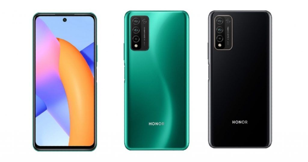 Honor 10X Lite with 6.67-inch FullView Display, 22.5W Fast