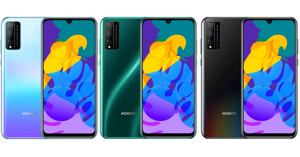 Honor Play 4T and 4T Pro full renders reveal colour options ahead