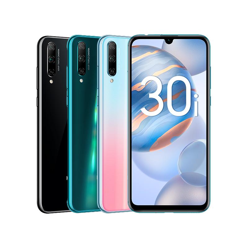 Honor представляет новый смартфон Honor 30i из актуальной