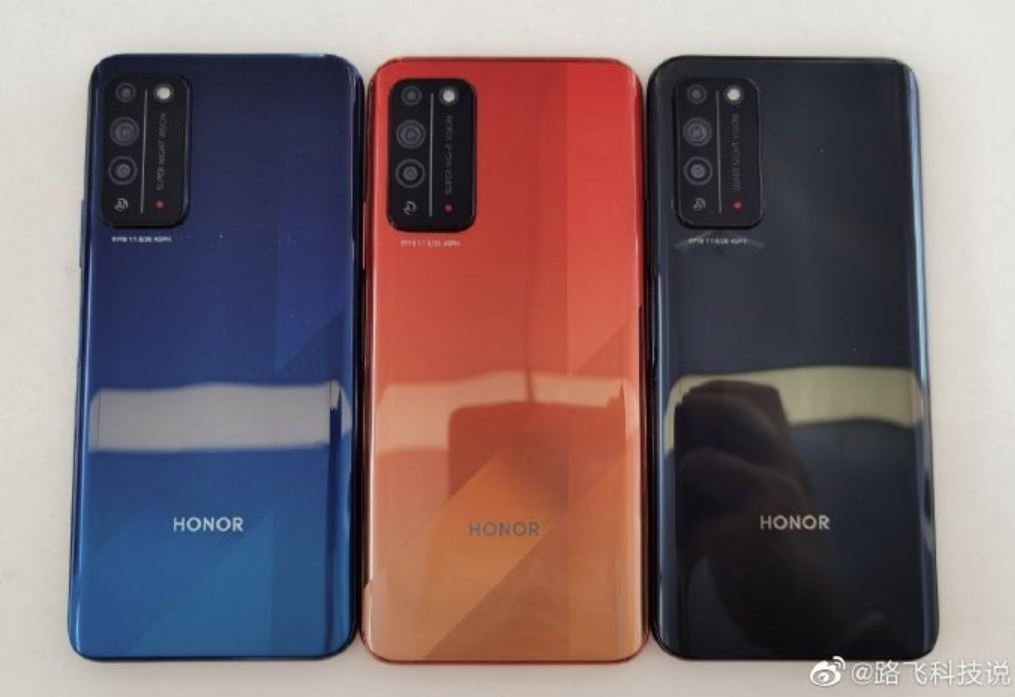 Honor X10 hands-on video has been leaked - WritenAreGiven