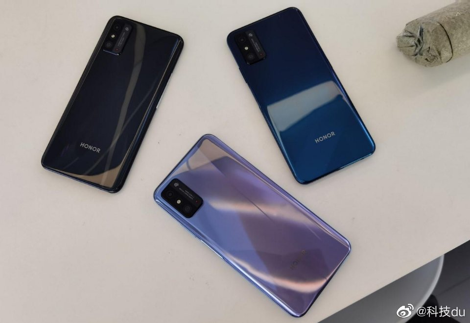 Honor X10 Max live images leaked again - Playfuldroid!