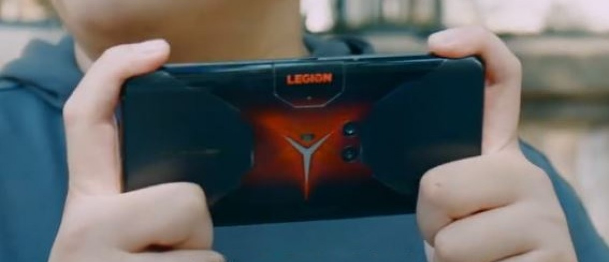 Lenovo Legion appears in short ad ahead of launch - GSMArena.com news