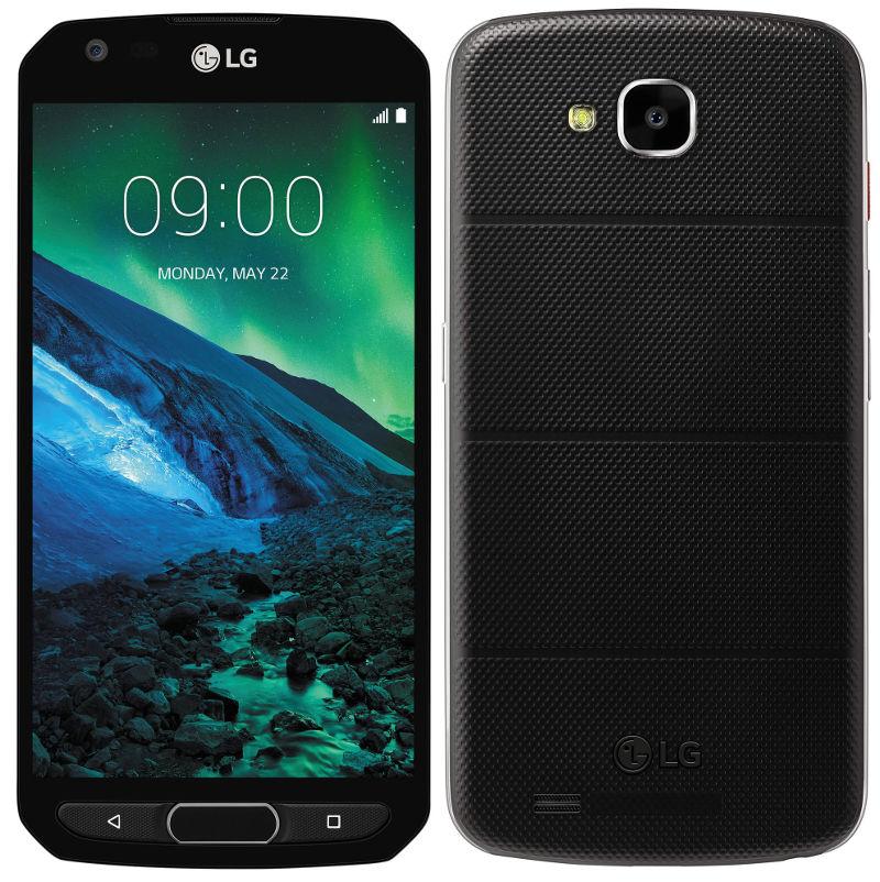 LG X venture - новый защищенный смартфон со средними спецификациями