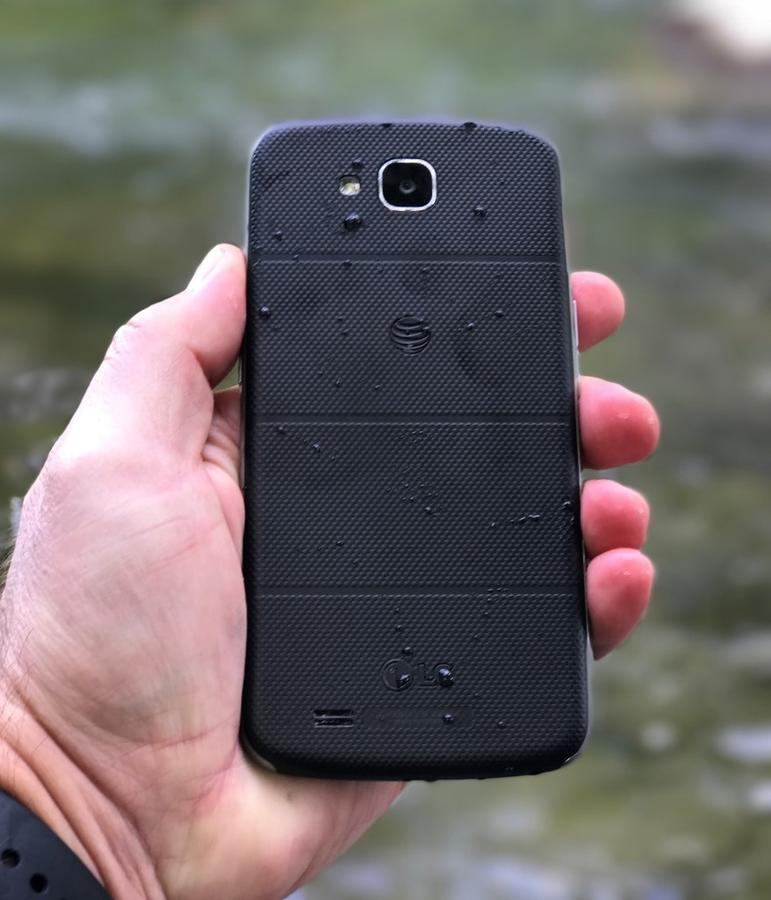 LG X Venture review: A rugged mid-tier $330 phone that's perfect