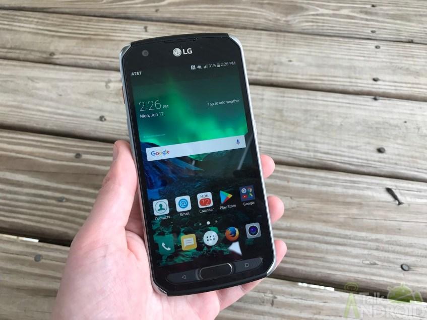 LG X Venture review - TalkAndroid.com