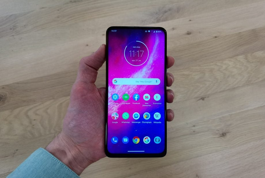 Motorola One Hyper Review | Trusted Reviews