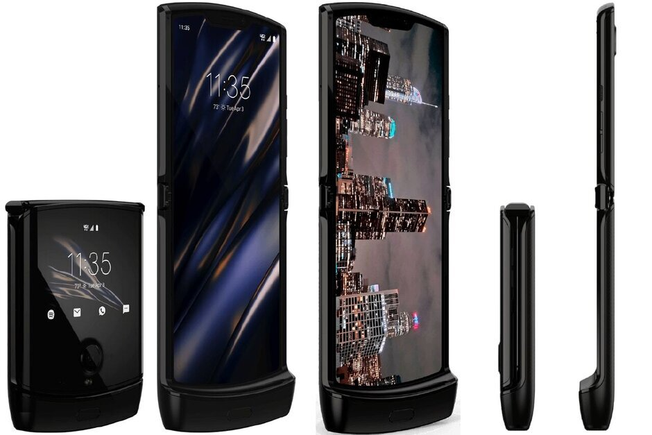 Motorola razr (2019) pre-orders are up, asking for $1,500 in