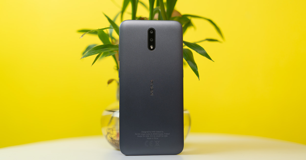 Nokia 2.3 Review: A budget phone with the right set of priorities!