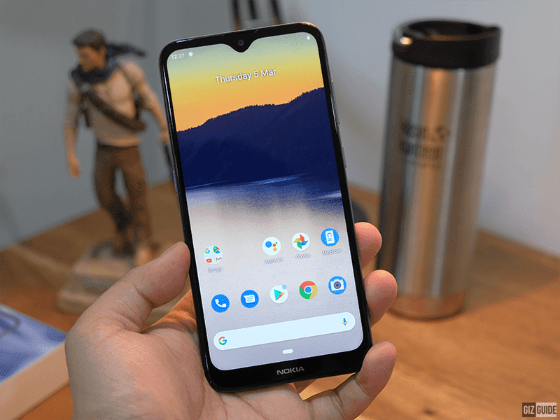 Nokia 2.3 Unboxing and First Impressions
