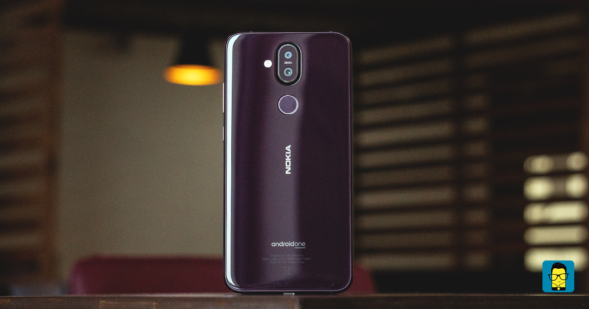 Nokia 8.1 review: oozing with class, style, and substance - TheMrPhone