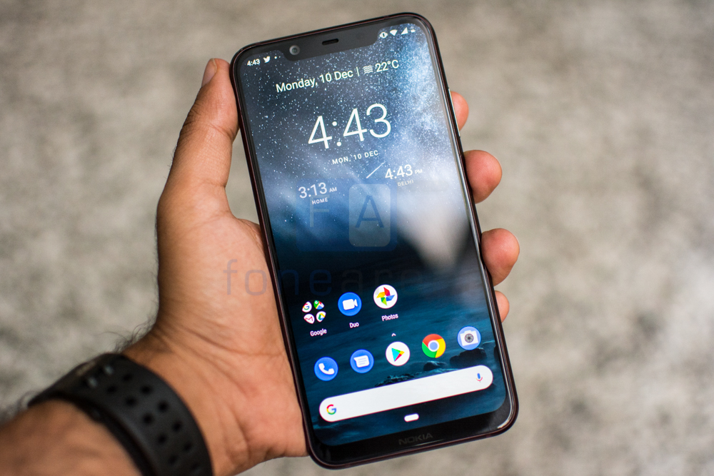 Nokia 8.1 Review: The All Round Performer