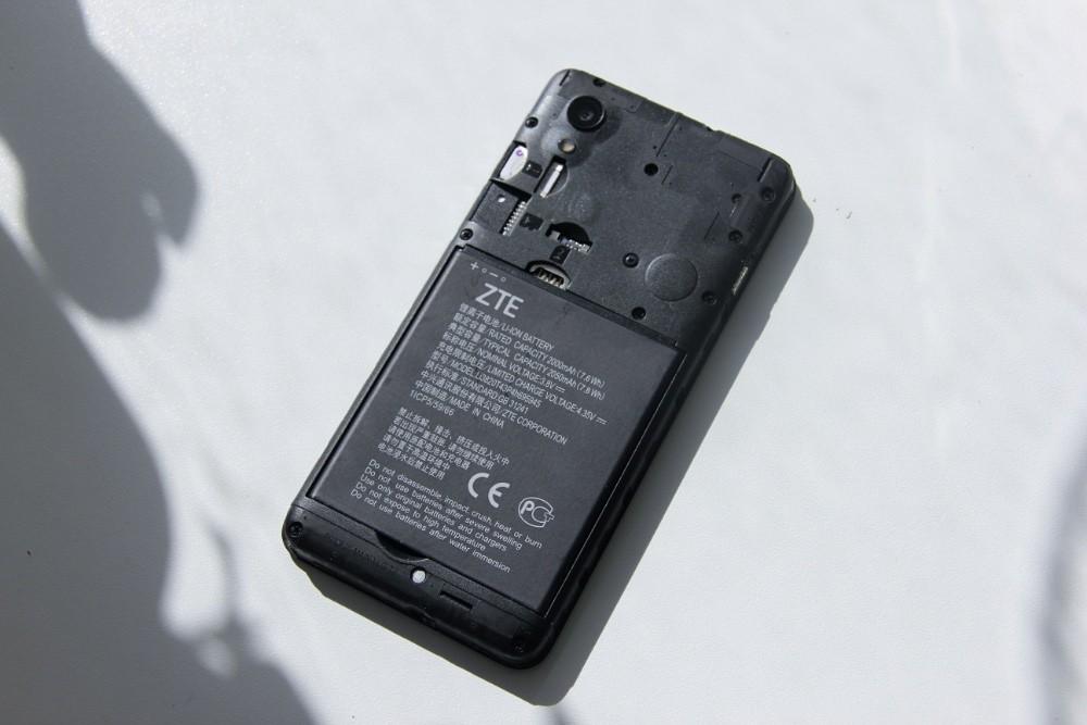 Обзор ZTE Blade A3 2019: что может простенький смартфон дешевле