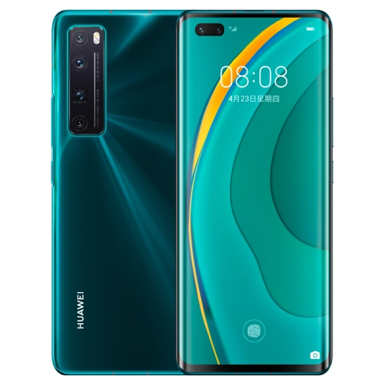 Original Huawei Nova 7 Pro 5g Jer-an10,64mp Camera 8gb+256gb China