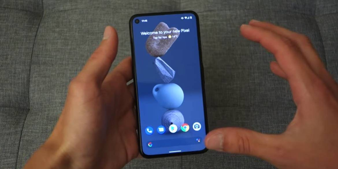 Pixel 5 hands-on confirms 'audio zoom' feautre, more - 9to5Google