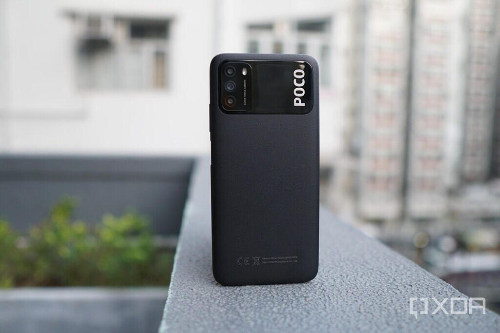 POCO M3 Hands-on: A Good-Looking Budget Phone