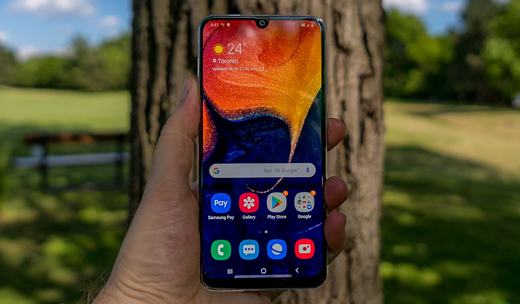Samsung Galaxy A50 review | Best Buy Blog