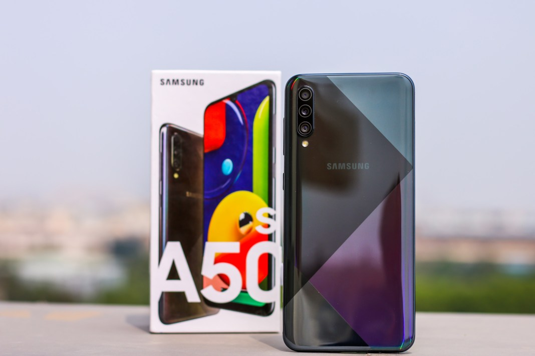 Samsung Galaxy A50s Review with Pros and Cons - Smartprix